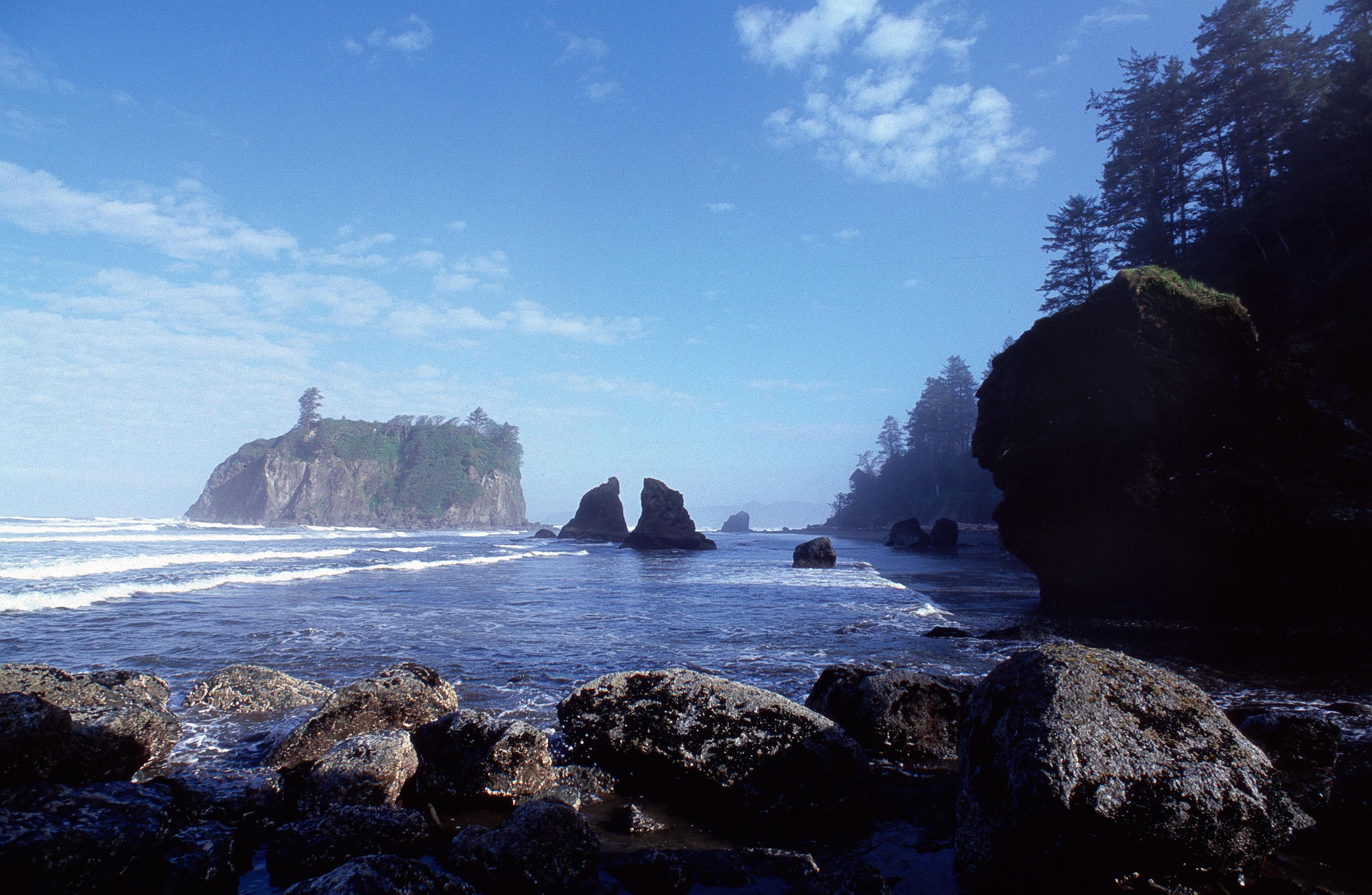 Sea Stacks Oregon Coast u2013 Graphic-in-site